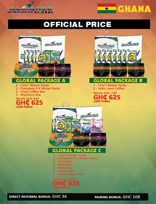 AIM Global Ghana