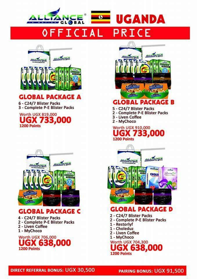 AIM Global Uganda