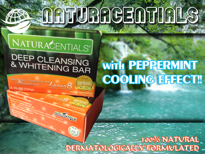Deep Cleansing and Whitening Bar Soap