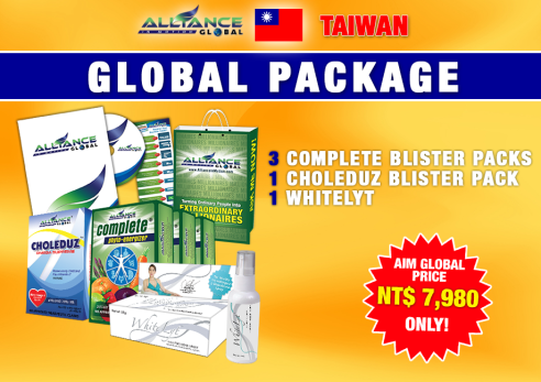 Aim Global Taiwan